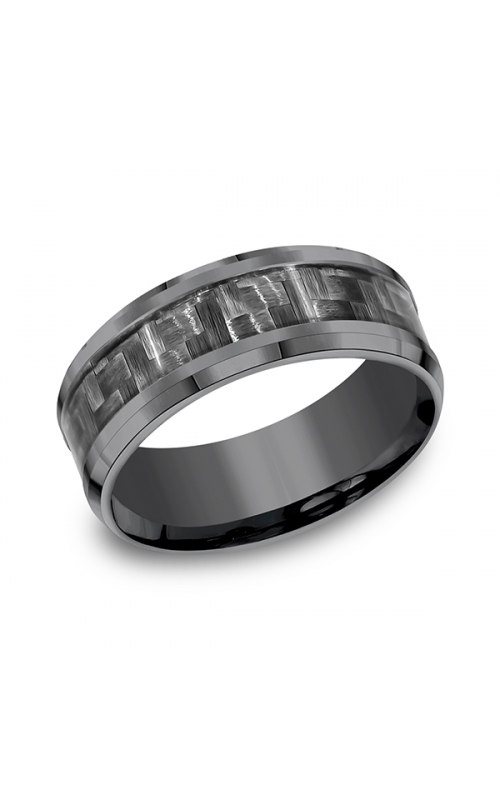 Tantalum Comfort-fit Design Wedding Band CF68478CFTA06 product image