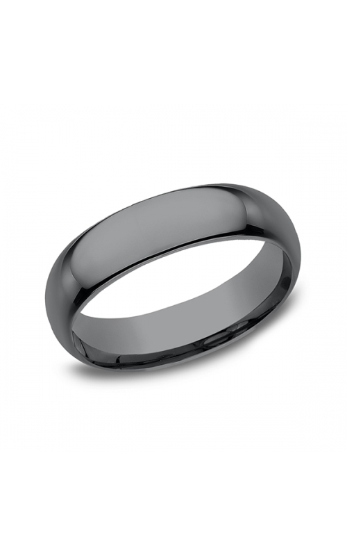 Tantalum Comfort-fit Design Wedding Band CF165TA07 product image