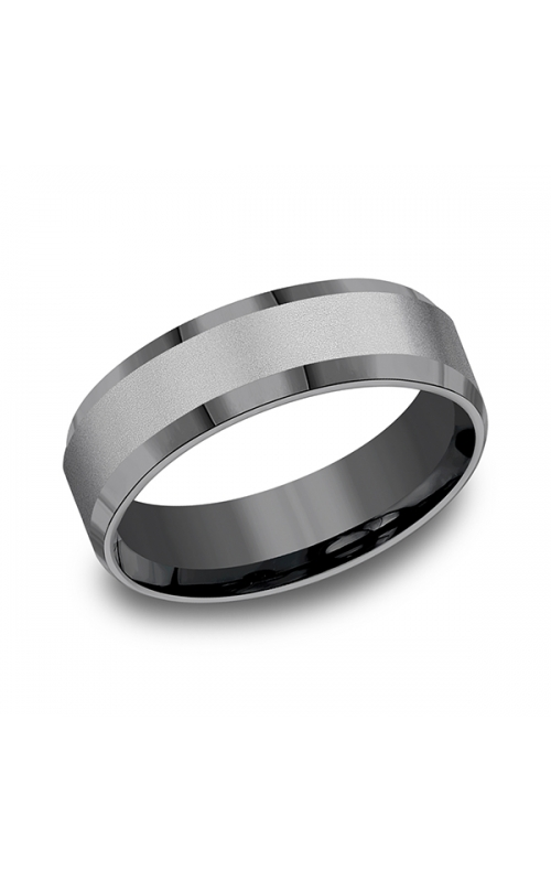 Tantalum Comfort-fit Design Wedding Band CF67416TA07 product image