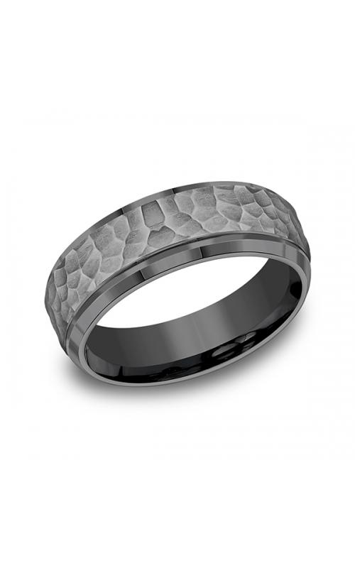 Tantalum Comfort-fit Design Wedding Band CF675483TA08.5 product image