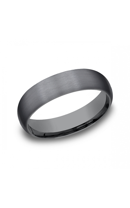 Tantalum Comfort-fit wedding band CF56413TA10 product image