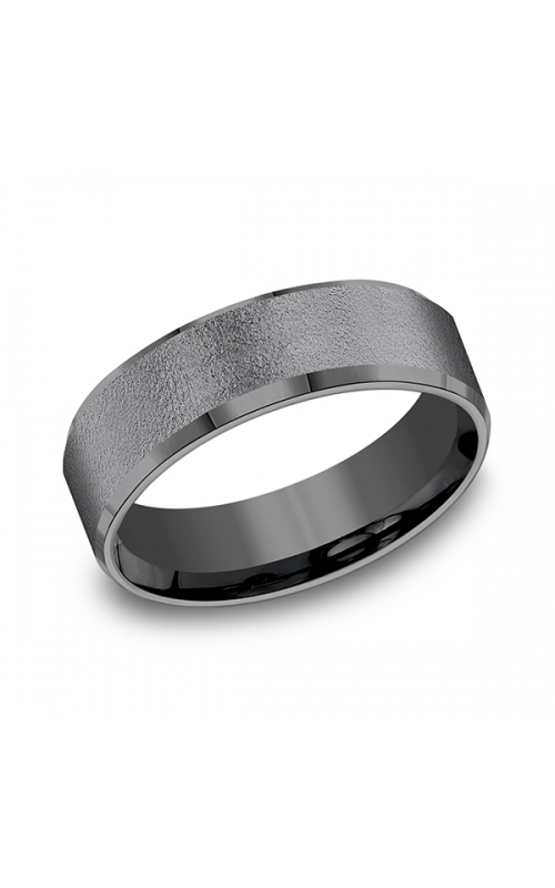 Tantalum Comfort-fit wedding band CF67333TA06 product image