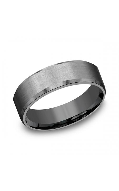 Tantalum Comfort-fit wedding band CF67335TA10 product image