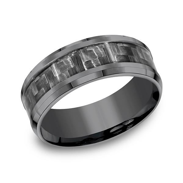 Tantalum Men's Wedding Bands CF68478CFTA06 product image