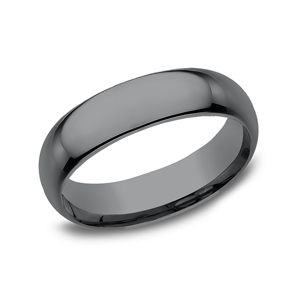 Tantalum Men's Wedding Bands CF165TA07 product image