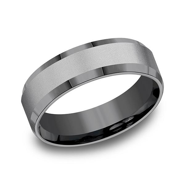 Tantalum Men's Wedding Bands CF67416TA07 product image