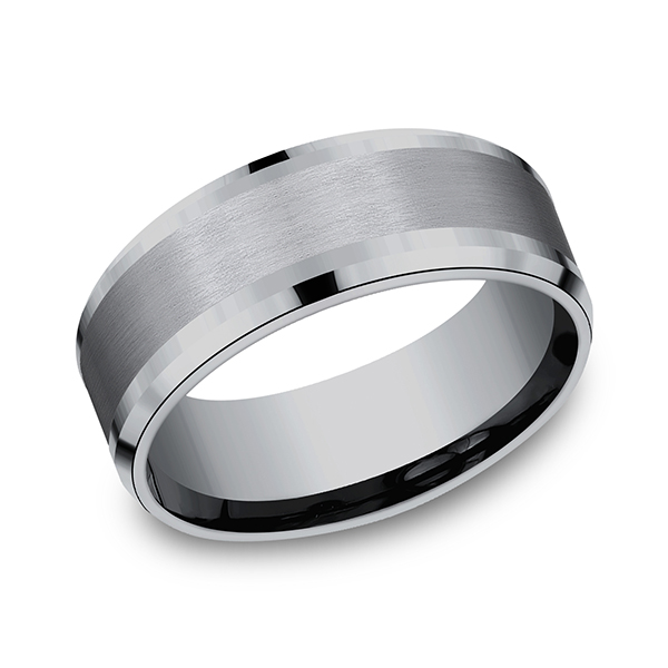 Tantalum Men's Wedding Bands CF128010GTA06 product image