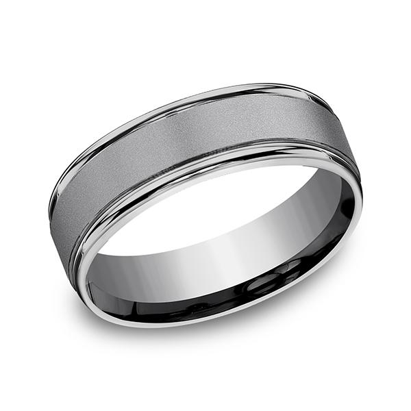 Tantalum Men's Wedding Bands RECF7702SGTA06 product image