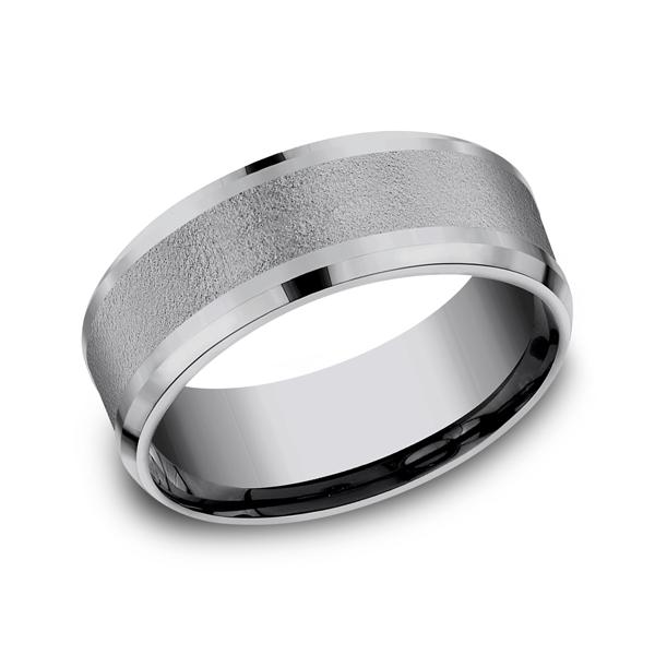 Tantalum Men's Wedding Bands CF128034GTA06 product image