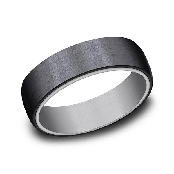Tantalum Men's Wedding Bands RIRCF126561BKTGTA06 product image