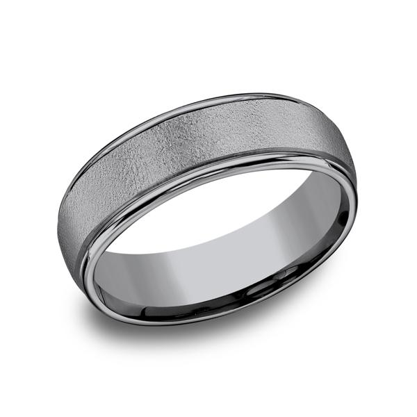 Tantalum Men's Wedding Bands RECF7602GTA06 product image