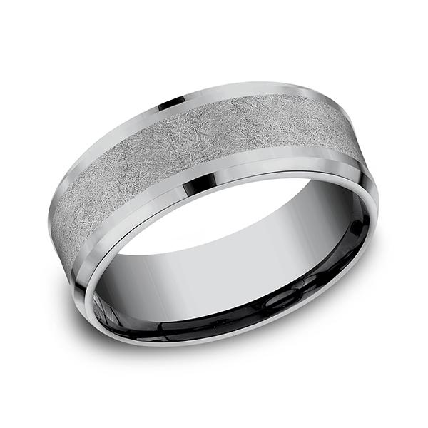 Tantalum Men's Wedding Bands CF128070GTA06 product image