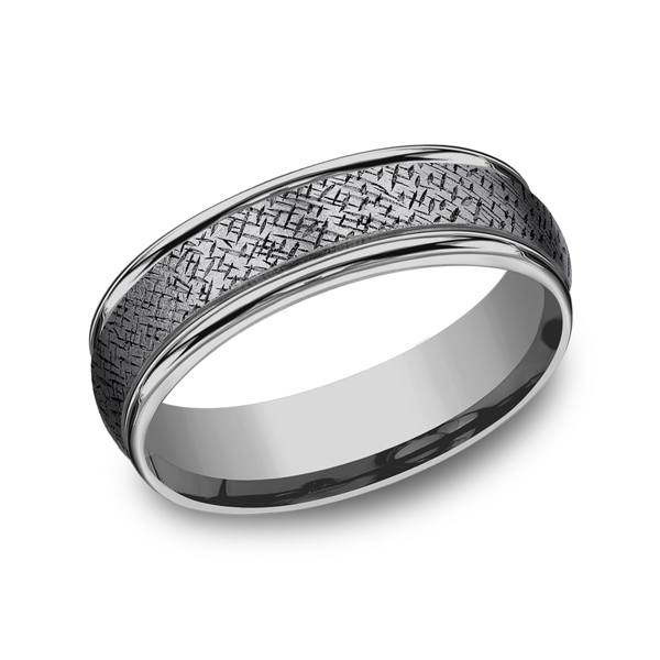 Tantalum Men's Wedding Bands RECF8465590GTA06 product image