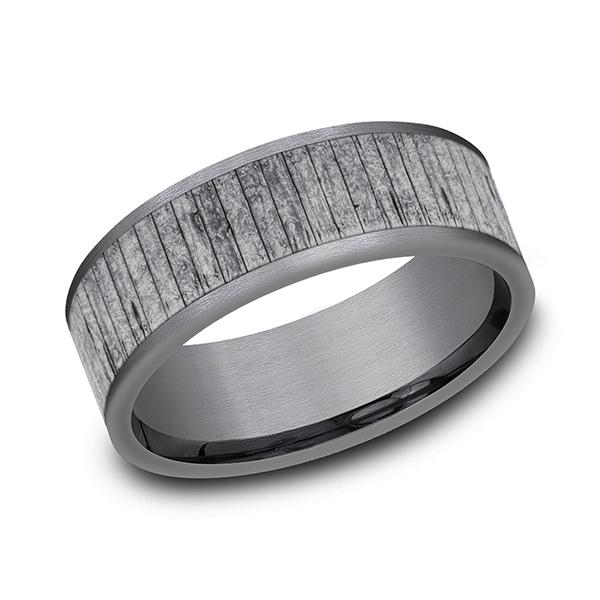 Tantalum Men's Wedding Bands CF848630GTA06 product image