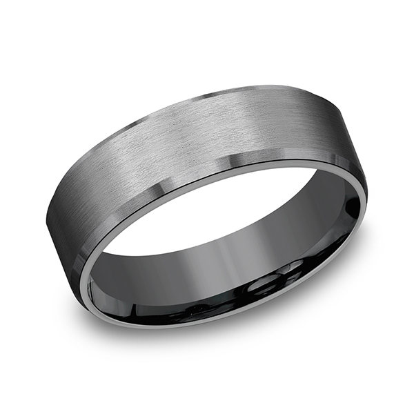 Tantalum Men's Wedding Bands CF67335TA06 product image