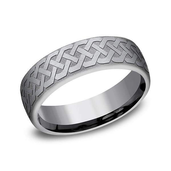 Tantalum Men's Wedding Bands EUCF8465361GTA06 product image