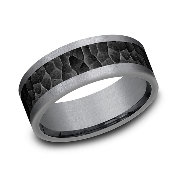Tantalum Men's Wedding Bands CF128753BKTGTA07 product image