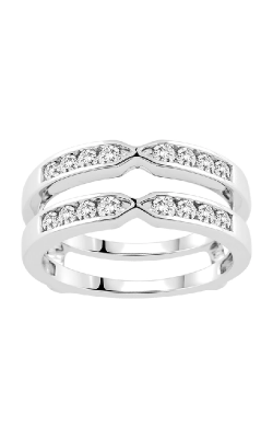 The Gianini Collection Wedding Band TR3CGR2450F-WG product image
