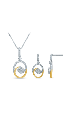 The Gianini Collection Necklace WEBQC5156/YG product image