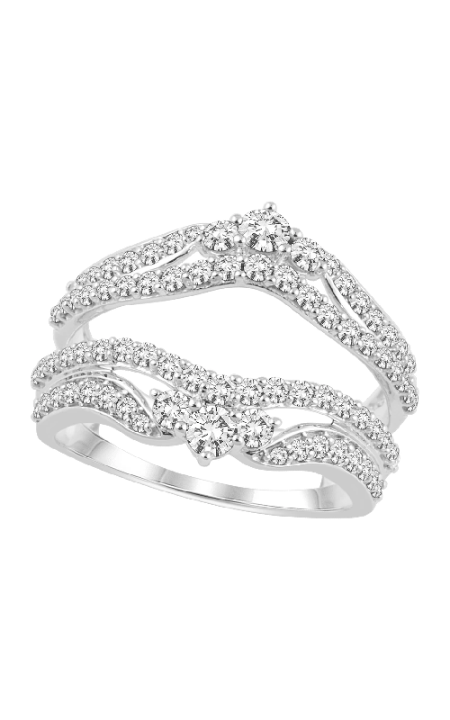 The Gianini Collection Wedding band TR3CHSR2431J-WG product image
