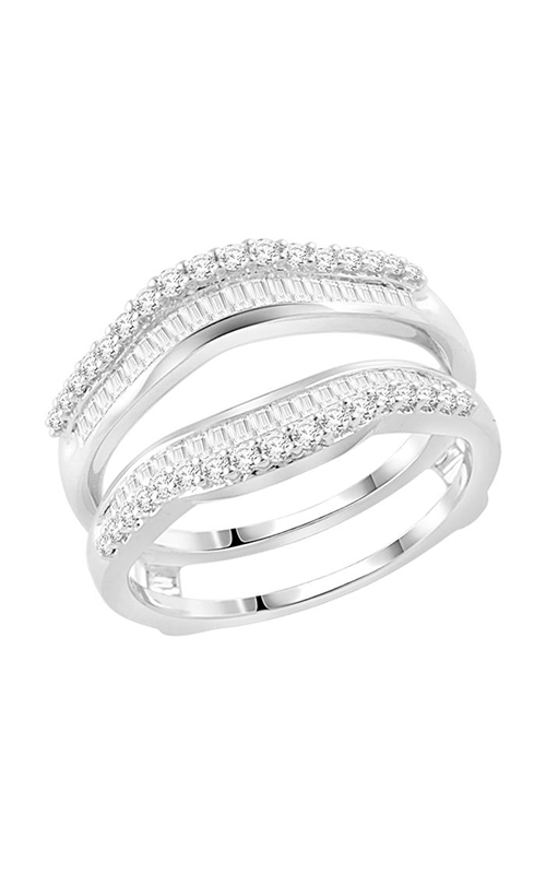 The Gianini Collection Wedding band TR3TQGR1824G product image