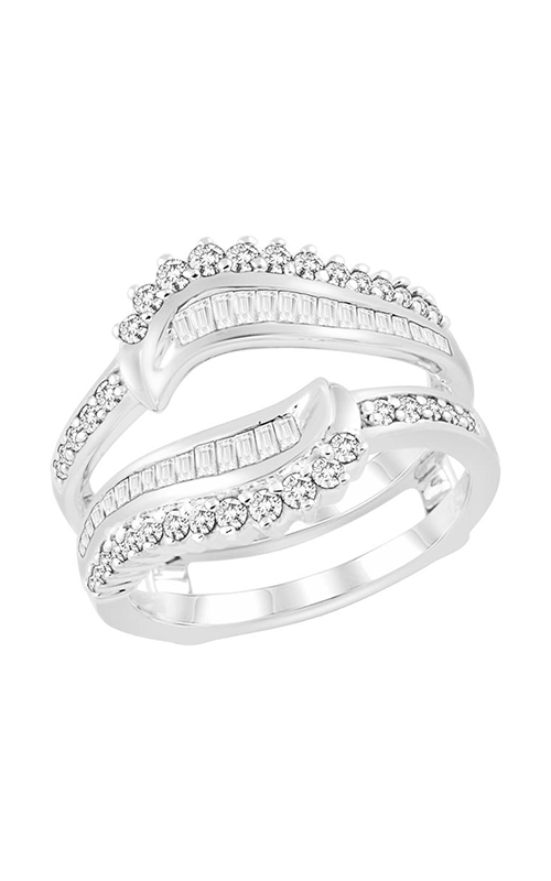 The Gianini Collection Wedding band TR3TQPR0404G-WG product image