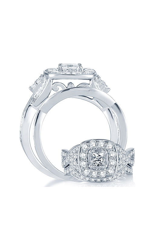 The Gianini Collection Engagement ring W2C2GL-7001 product image