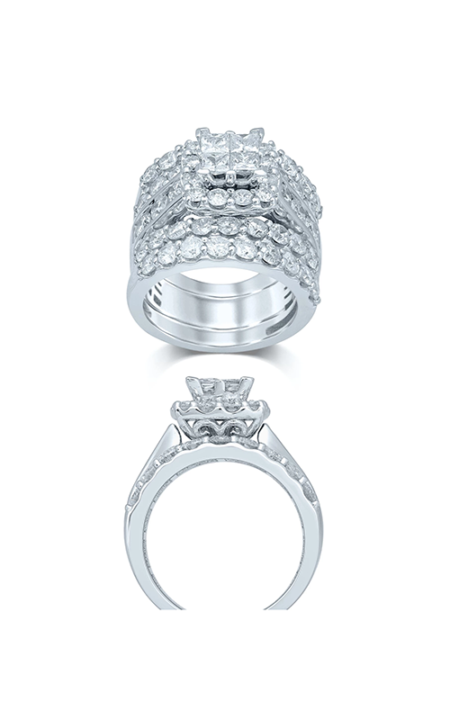The Gianini Collection Engagement ring WIRO50504/YG product image
