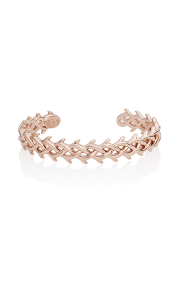 THORN CROWN CUFF - ROSE GOLD product image