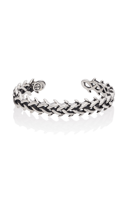 THORN CROWN CUFF - STERLING SILVER product image