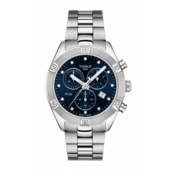Tissot PR 100 Sport Chic Chronograph Watch T1019171104600 product image