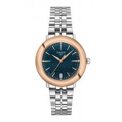 Tissot Glendora 18K Gold Watch T9292104104600 product image