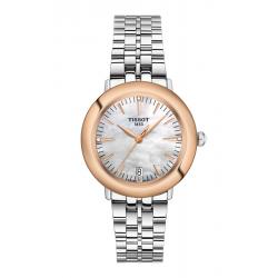 Tissot Glendora 18K Gold Watch T9292104111600 product image