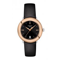 Tissot Glendora 18K Gold Watch T9292104605100 product image