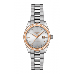 Tissot T-My Lady Automatic 18K Gold Watch T9300074103100 product image