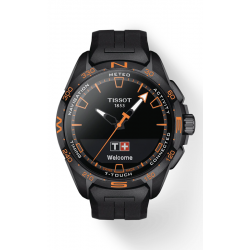 Tissot Connect Solar Watch T1214204705104 product image