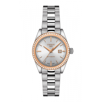 T-My Lady Automatic 18K Gold's image