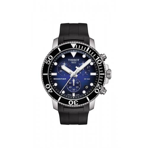 Tissot Seastar 1000 Powermatic 80 Watch T1204071704100 product image