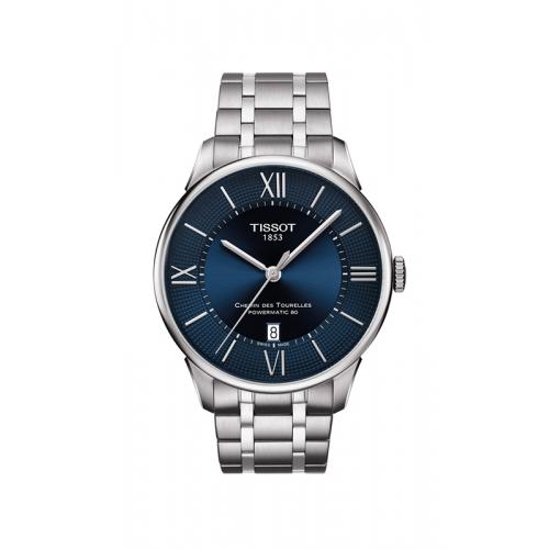 Tissot Chemin Des Tourelles Watch T0994071104800 product image