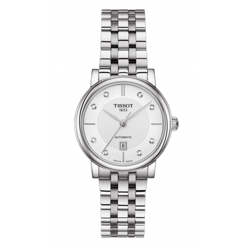 Tissot Carson Automatic Lady Watch T1222071103600 product image