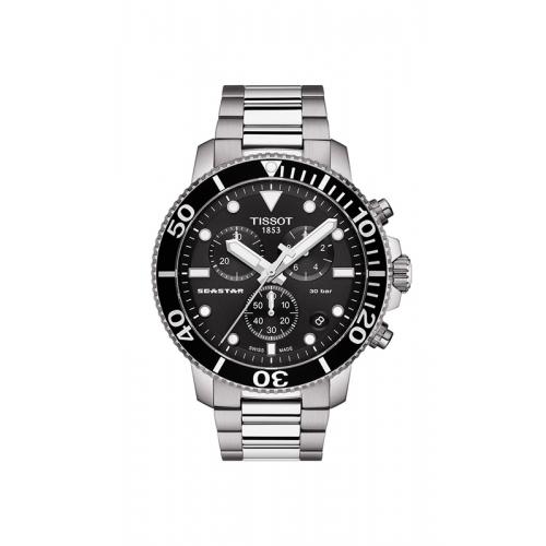 Tissot Seastar 1000 Chronograph Watch T1204171105100 product image