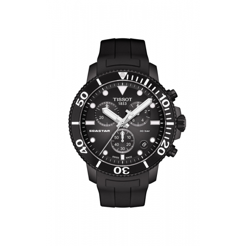 Tissot Seastar 1000 Chronograph Watch T1204173705102 product image