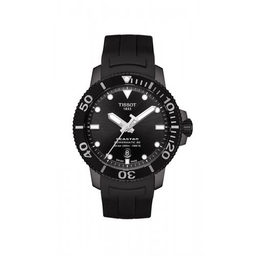 Tissot Seastar 1000 Powermatic 80 Watch T1204073705100 product image
