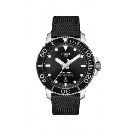 Tissot Seastar 1000 Powermatic 80 Watch T1204071705100 product image