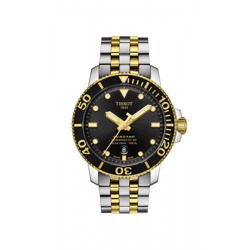 Tissot Seastar 1000 Powermatic 80 Watch T1204072205100 product image