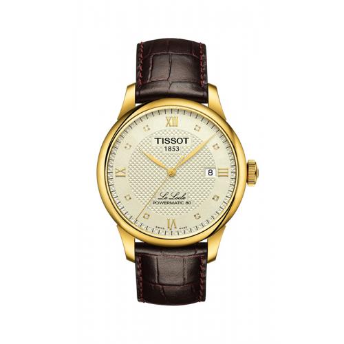 Tissot Carson Premium Powermatic 80 Watch T0064073626600 product image