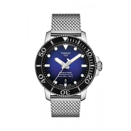 Tissot Seastar 1000 Powermatic 80 Watch T1204071104102 product image