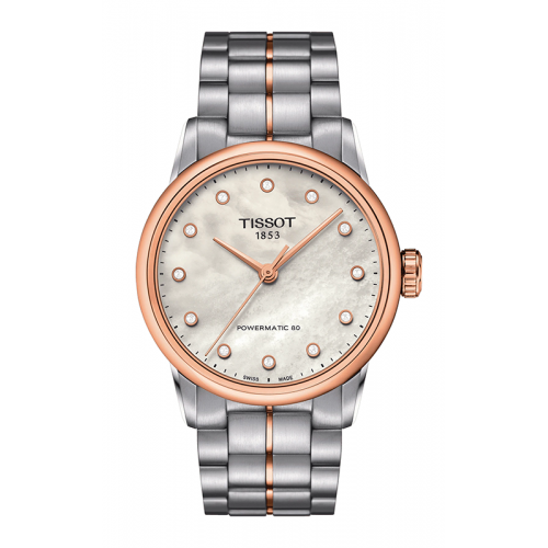 Tissot Luxury Powermatic 80 Lady Watch T0862072211600 product image