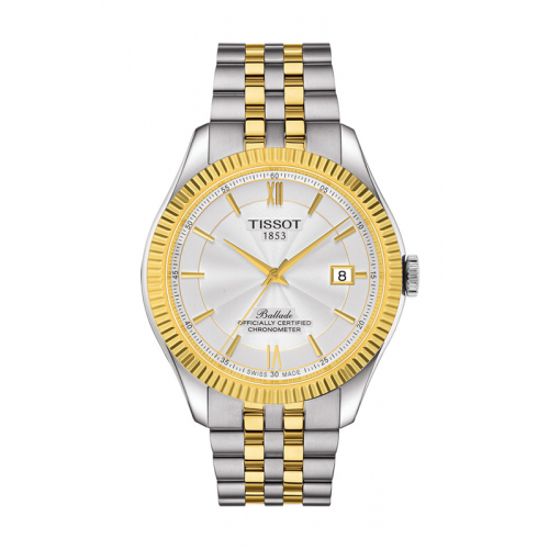 Tissot Ballade Powermatic 80 Silicium Watch T1084082227801 product image