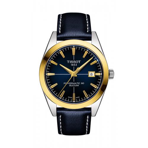 Tissot Gentleman Powermatic 80 Silicium Watch T9274074604101 product image